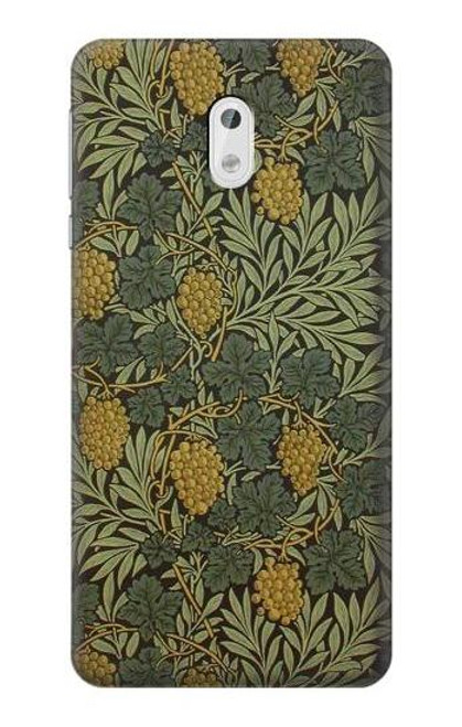 S3662 William Morris Vine Pattern Case For Nokia 3