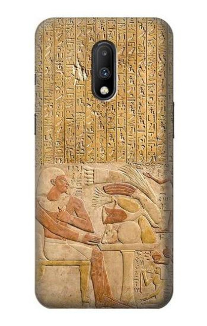 S3398 Egypt Stela Mentuhotep Case For OnePlus 7