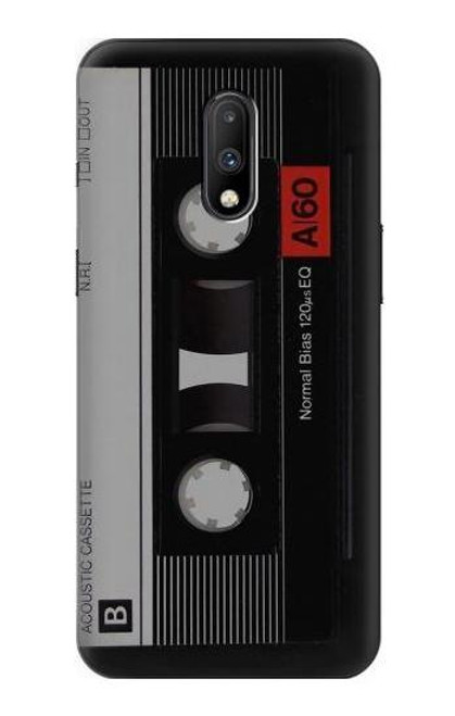 S3516 Vintage Cassette Tape Case For OnePlus 7