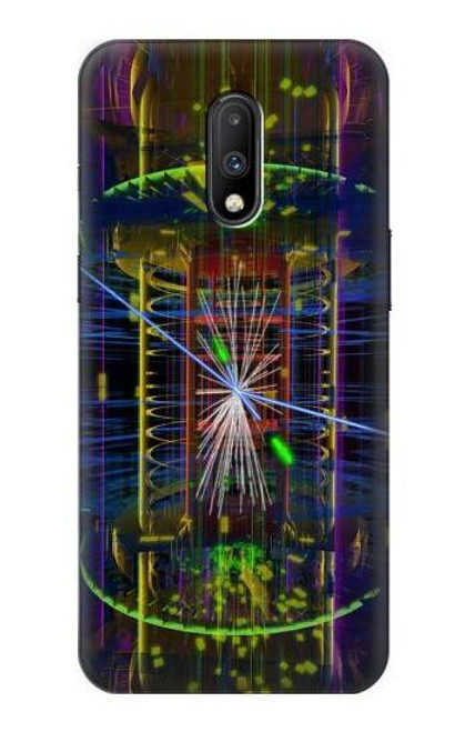 S3545 Quantum Particle Collision Case For OnePlus 7