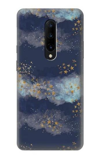 S3364 Gold Star Sky Case For OnePlus 7 Pro