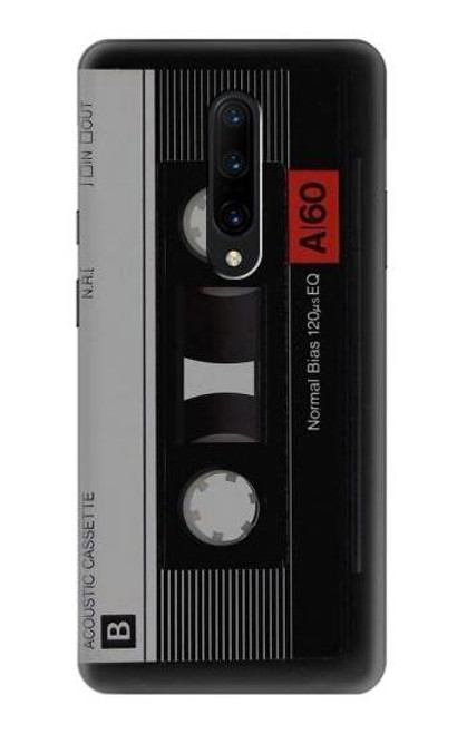 S3516 Vintage Cassette Tape Case For OnePlus 7 Pro