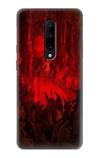 S3583 Paradise Lost Satan Case For OnePlus 7 Pro