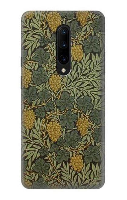 S3662 William Morris Vine Pattern Case For OnePlus 7 Pro