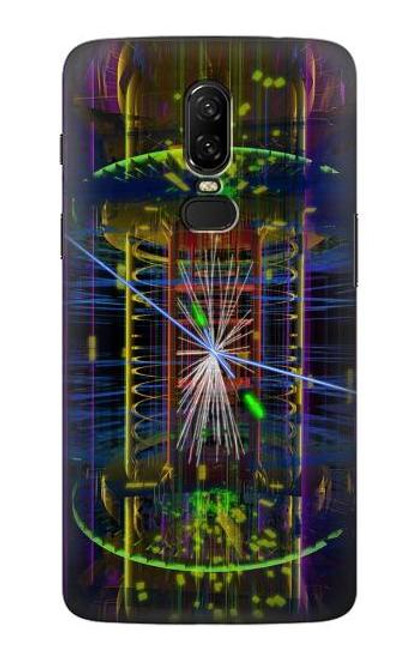 S3545 Quantum Particle Collision Case For OnePlus 6
