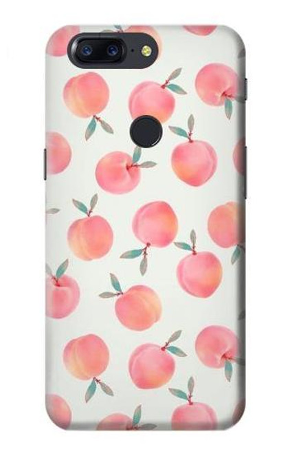 S3503 Peach Case For OnePlus 5T