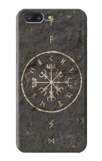 S3413 Norse Ancient Viking Symbol Case For OnePlus 5