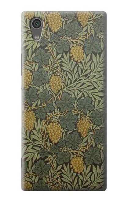 S3662 William Morris Vine Pattern Case For Sony Xperia XA1
