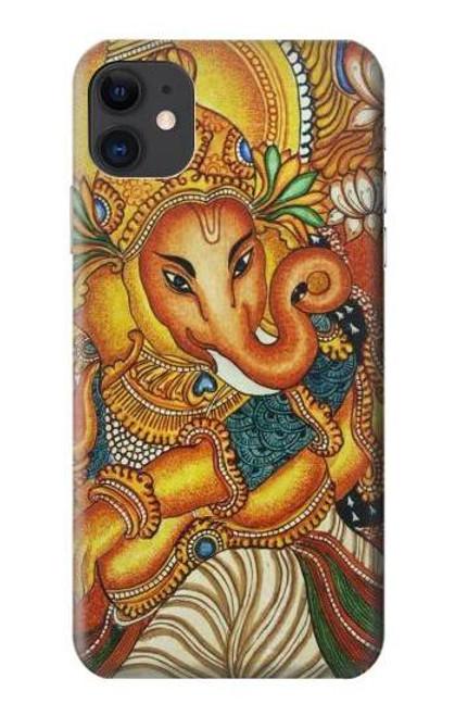 S0440 Hindu God Ganesha Case For iPhone 11