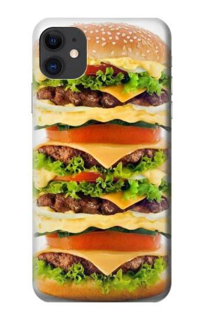 S0790 Hamburger Case For iPhone 11