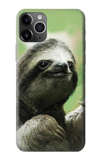 S2708 Smiling Sloth Case For iPhone 11 Pro