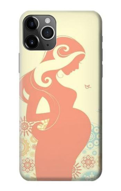 S0815 Pregnant Art Case For iPhone 11 Pro Max
