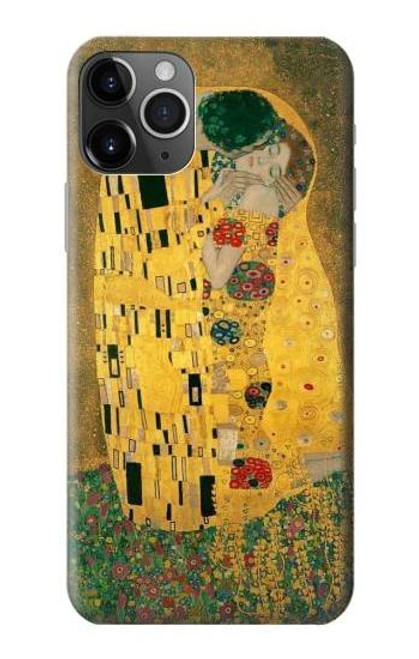 S2137 Gustav Klimt The Kiss Case For iPhone 11 Pro Max