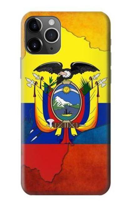 S3020 Ecuador Flag Case For iPhone 11 Pro Max