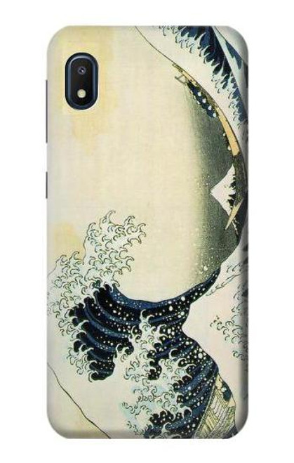 S1040 Hokusai The Great Wave of Kanagawa Case For Samsung Galaxy A10e