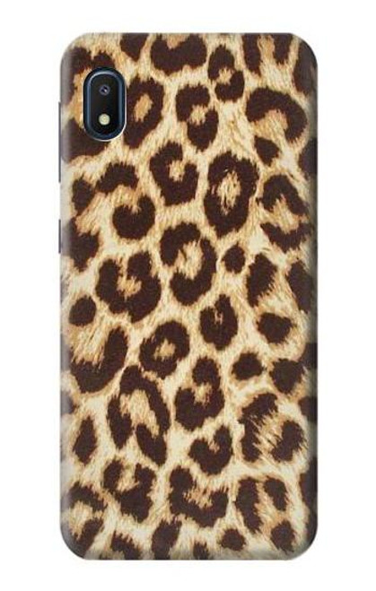 S2204 Leopard Pattern Graphic Printed Case For Samsung Galaxy A10e