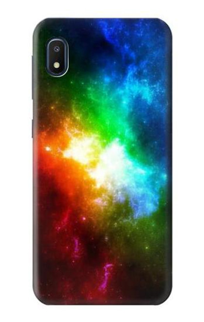 S2312 Colorful Rainbow Space Galaxy Case For Samsung Galaxy A10e