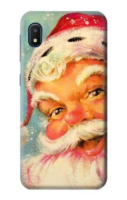 S2840 Christmas Vintage Santa Case For Samsung Galaxy A10e