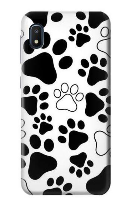 S2904 Dog Paw Prints Case For Samsung Galaxy A10e