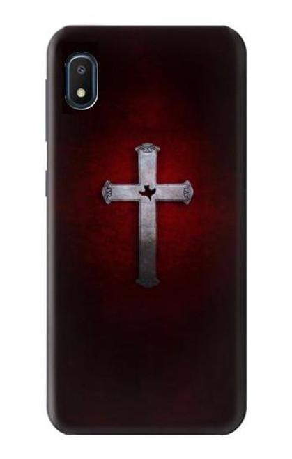 S3160 Christian Cross Case For Samsung Galaxy A10e