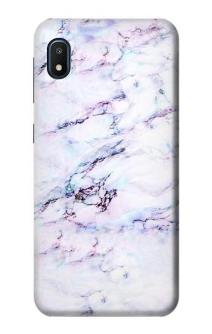 S3215 Seamless Pink Marble Case For Samsung Galaxy A10e