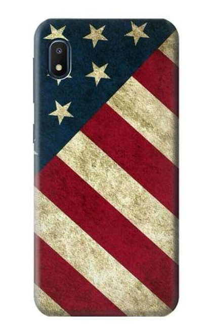 S3295 US National Flag Case For Samsung Galaxy A10e