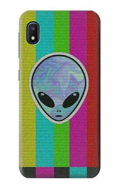 S3437 Alien No Signal Case For Samsung Galaxy A10e