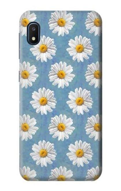 S3454 Floral Daisy Case For Samsung Galaxy A10e