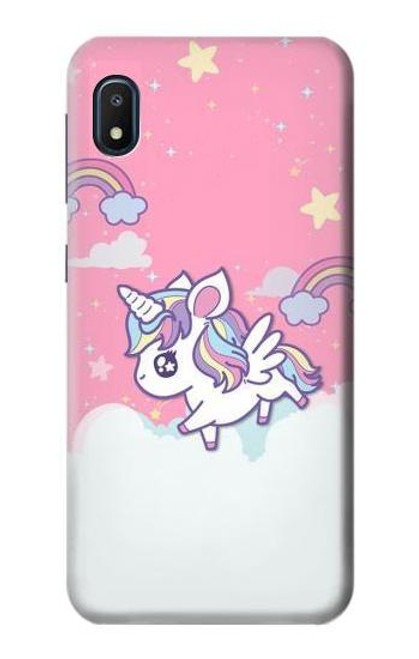 S3518 Unicorn Cartoon Case For Samsung Galaxy A10e
