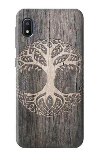 S3591 Viking Tree of Life Symbol Case For Samsung Galaxy A10e