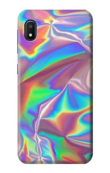 S3597 Holographic Photo Printed Case For Samsung Galaxy A10e