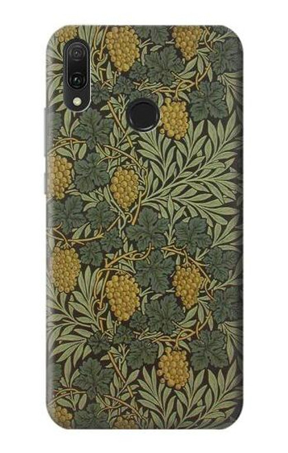 S3662 William Morris Vine Pattern Case For Huawei Y9 (2019)