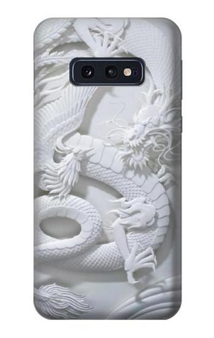 S0386 Dragon Carving Case For Samsung Galaxy S10e