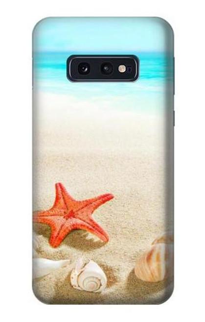 S3212 Sea Shells Starfish Beach Case For Samsung Galaxy S10e