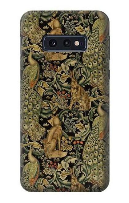 S3661 William Morris Forest Velvet Case For Samsung Galaxy S10e