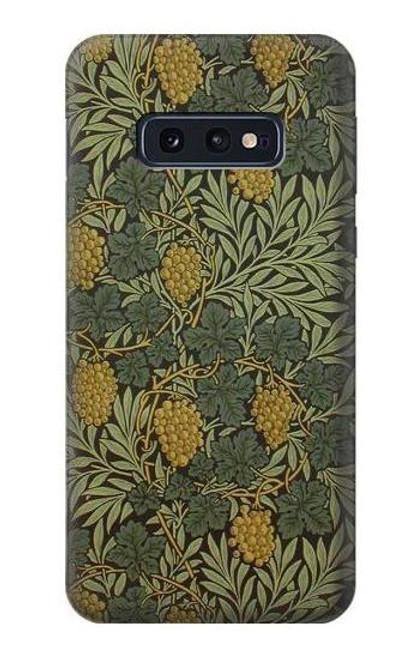 S3662 William Morris Vine Pattern Case For Samsung Galaxy S10e