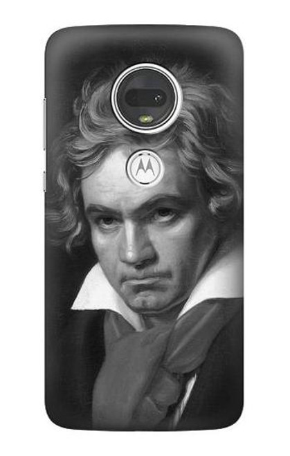 S1930 Beethoven Case For Motorola Moto G7, Moto G7 Plus