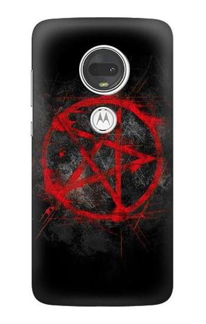 S2557 Pentagram Case For Motorola Moto G7, Moto G7 Plus