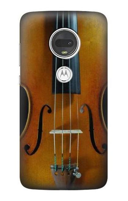 S3234 Violin Case For Motorola Moto G7, Moto G7 Plus