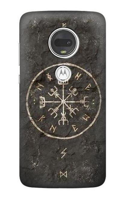 S3413 Norse Ancient Viking Symbol Case For Motorola Moto G7, Moto G7 Plus