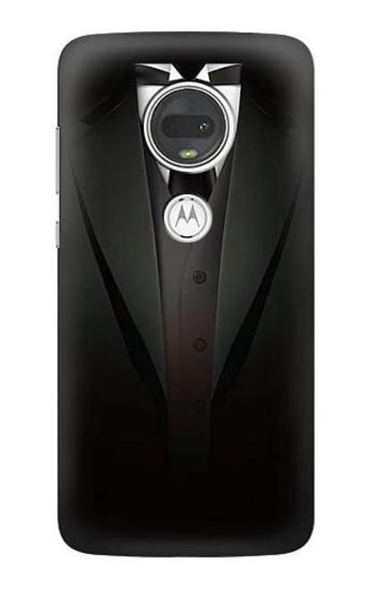S3534 Men Suit Case For Motorola Moto G7, Moto G7 Plus