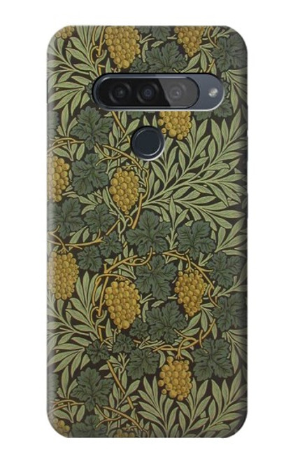 S3662 William Morris Vine Pattern Case For LG G8S ThinQ