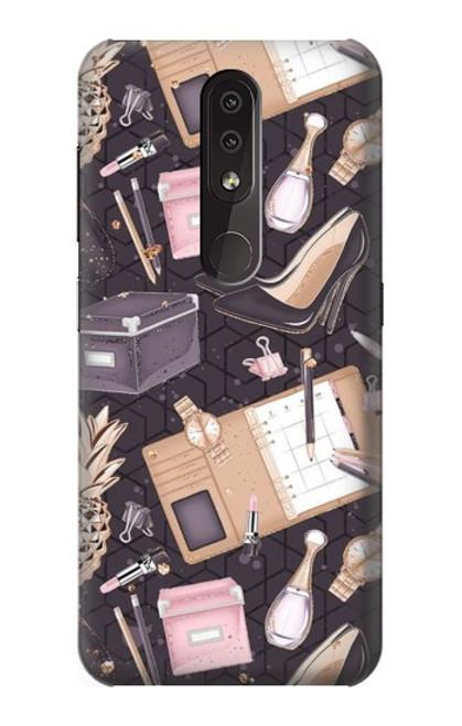 S3448 Fashion Case For Nokia 4.2