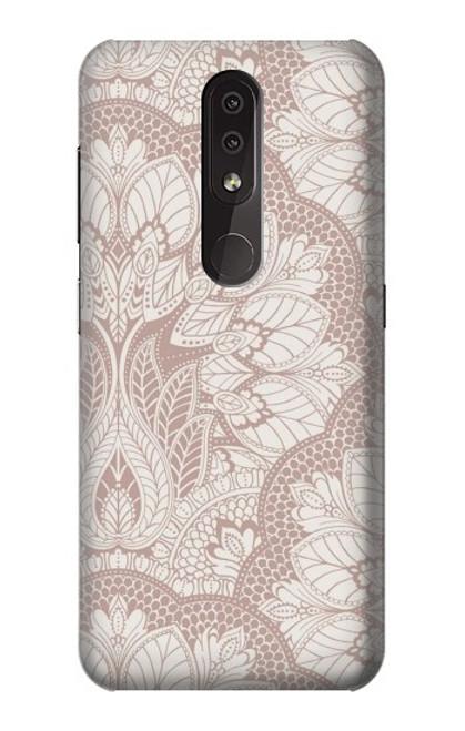 S3580 Mandal Line Art Case For Nokia 4.2