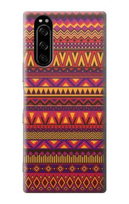 S3404 Aztecs Pattern Case For Sony Xperia 5