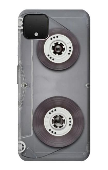 S3159 Cassette Tape Case For Google Pixel 4