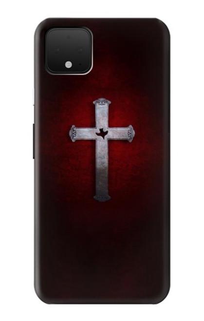 S3160 Christian Cross Case For Google Pixel 4