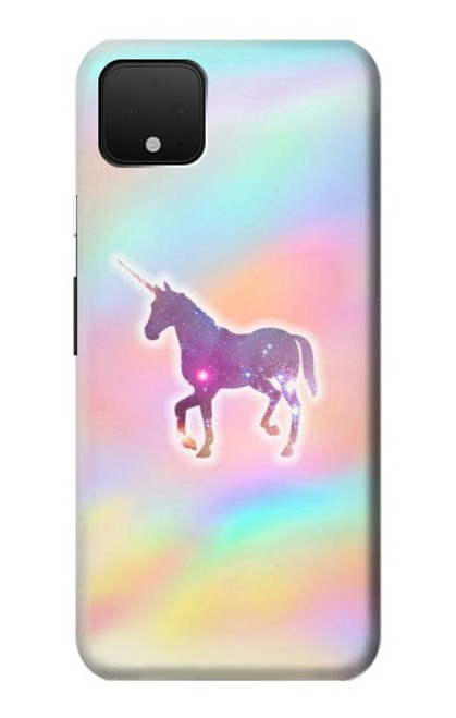 S3203 Rainbow Unicorn Case For Google Pixel 4