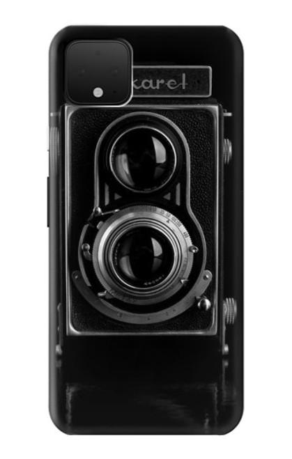 S1979 Vintage Camera Case For Google Pixel 4 XL