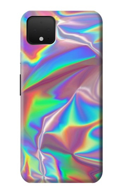 S3597 Holographic Photo Printed Case For Google Pixel 4 XL
